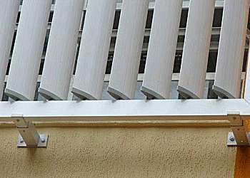 Brises de PVC