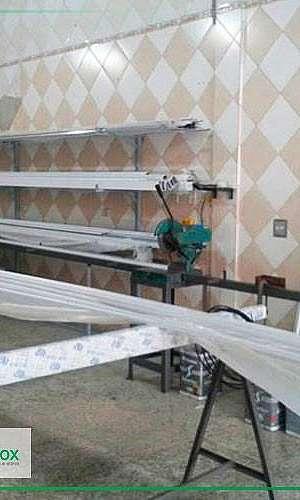 Fábrica de esquadrias de alumínio em SP