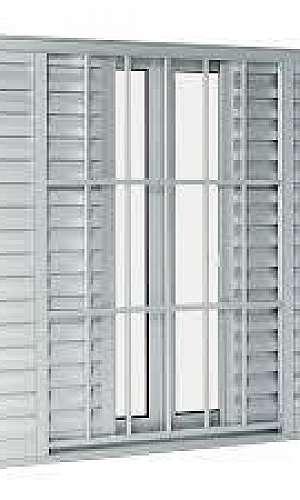 Fábrica de janelas de alumínio em SP