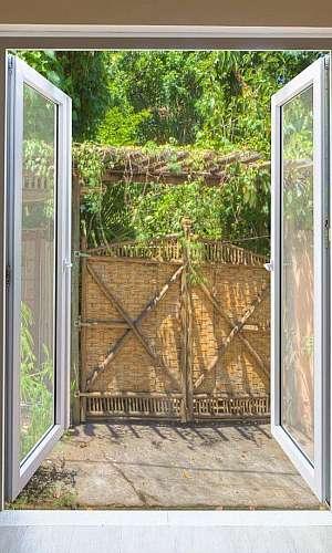 Fábrica de portas e janelas em PVC