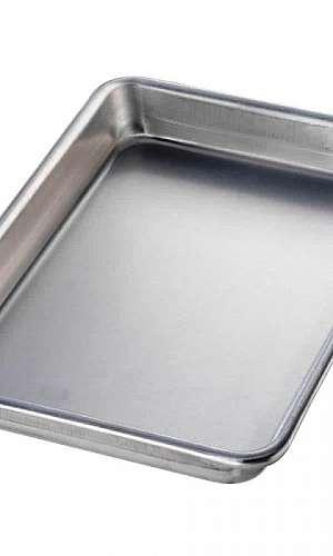 Forma de alumínio