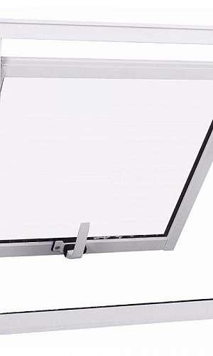 Janela aluminio maxim ar