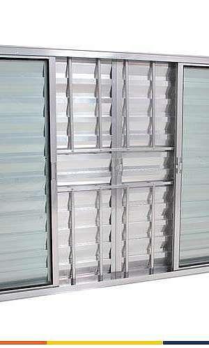 Janelas de alumínio em sp