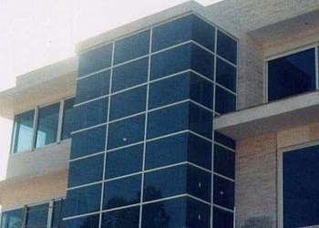 Esquadrilha de alumínio janelas