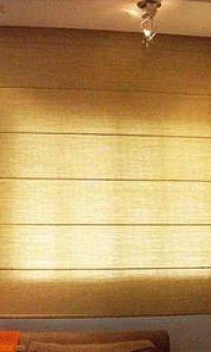 Persiana rolô tela solar