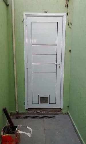 Portas de alumínio em SBC