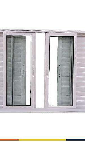 Portas e janelas de alumínio direto da fabrica